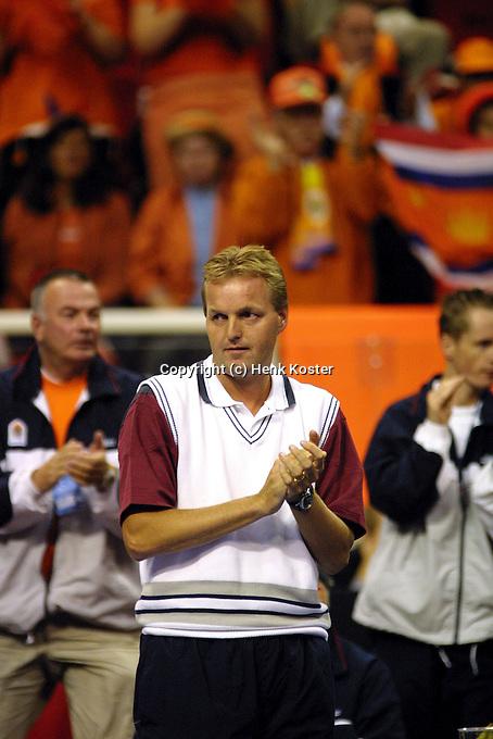 Dutch captain Tjerk Bogtstra