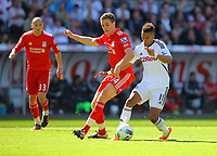 2012 05 13 Premiership, Swansea City v Liverpool, Liberty Stadium, south Wales, UK.