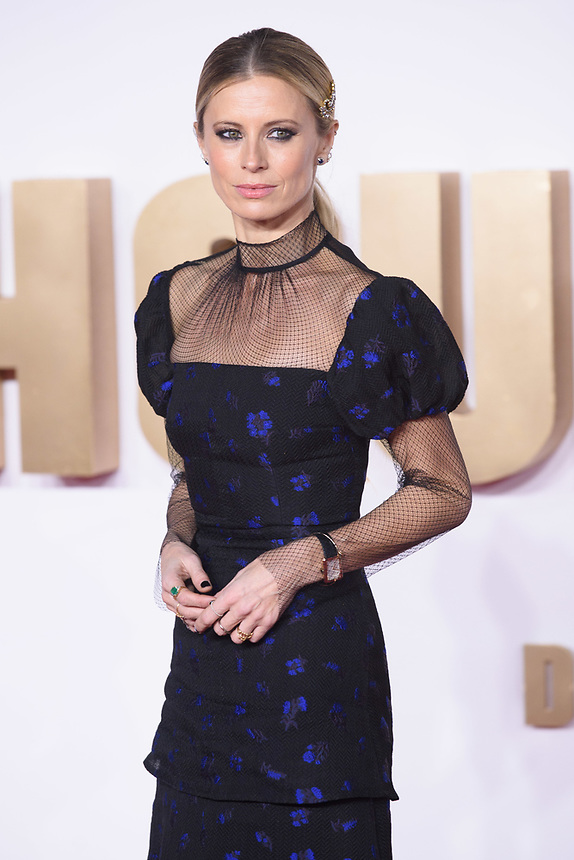 """Laura Bailey<br /> arriving for the """"Darkest Hour"""" premiere at the Odeon Leicester Square, London<br /> <br /> <br /> ©Ash Knotek  D3361  11/12/2017"""