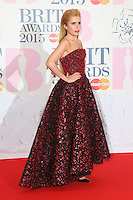 Paloma Faith arriving at The Brit Awards 2015 (Brits) held at the O2 - Arrivals, London. 25/02/2015 Picture by: James Smith / Featureflash