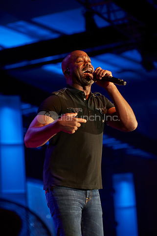 "ST. PAUL, MN JULY 16: Darius Rucker performs at the Starkey Hearing Foundation ""So The World May Hear Awards Gala"" on July 16, 2017 in St. Paul, Minnesota. Credit: Tony Nelson/Mediapunch"