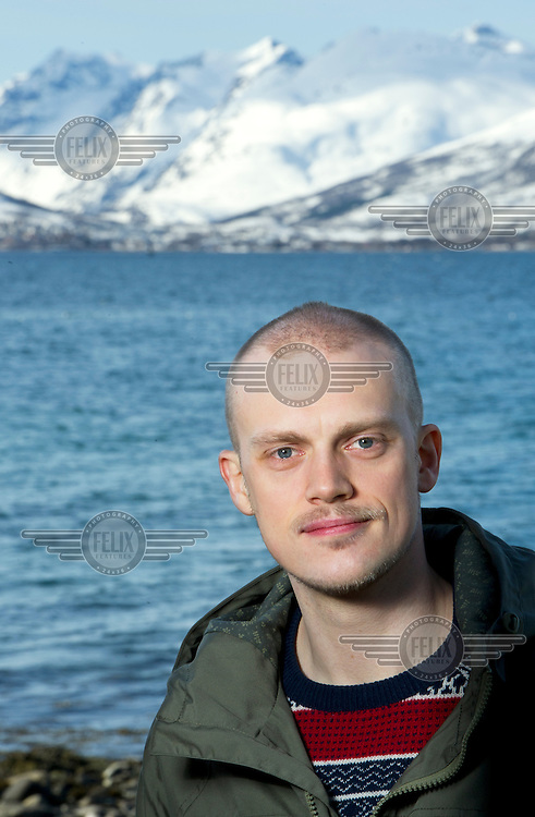Tromsø, 20150415: Erik Sveberg Dietrichs, forsker og turnuslege. Til Norsk Luftambulanse. Foto: Ingun A. Mæhlum /Felix Features