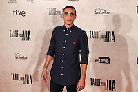 "Canco Rodriguez during the premiere of the film ""Tarde para la Ira"" in Madrid. September 08, 2016. (ALTERPHOTOS/Rodrigo Jimenez) /NORTEPHOTO.COM"