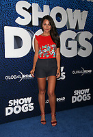 HOLLYWOOD, CA - MAY 5: Paula Garces, at the Show Dogs film premiere at the TCL Chinese Theatre in Hollywood, California on May 5, 2018. Credit: Faye Sadou/MediaPunch