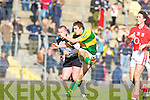 Kerry v Cork National League game in Austin Stack Park, Tralee.