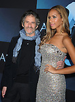 """HOLLYWOOD, CA. - December 16: James Horner and Leona Lewis attend the Los Angeles premiere of """"Avatar"""" at Grauman's Chinese Theatre on December 16, 2009 in Hollywood, California."""