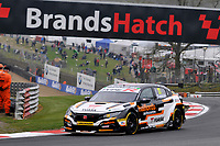2019 British Touring Car Championship. Round 1. #27 Dan Cammish. Halfords Yuasa Racing. Honda Civic Type R.