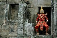 Apsara Dance Ankor Wat area