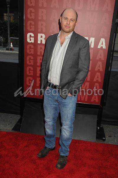 "10 June 2015 - Los Angeles, California - Marc Meyers. LA Film Festival 2015 Opening Night Premiere of ""Grandma"" held at Regal Cinemas LA Live. Photo Credit: Byron Purvis/AdMedia"