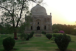 Tombs of the Lodi Kings in New Delhi, India.