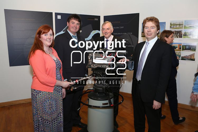 20/5/2015  UL AV History Exhibition.  Photograph Liam Burke/Press 22