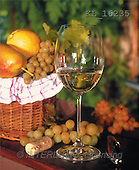 Interlitho, Alberto, STILL LIFES, photos, wine, grapes, basket(KL16235,#I#) Stilleben, naturaleza muerta