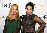Charlotte Caffey and Jane Wiedlin attend 2017 Dramatists Guild Foundation Gala reception at Gotham Hall on November 6, 2017 in New York City.