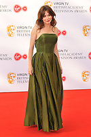Anna Friel at the Virgin TV British Academy (BAFTA) Television Awards 2018, Royal Festival Hall, Belvedere Road, London, England, UK, on Sunday 13 May 2018.<br /> CAP/CAN<br /> &copy;CAN/Capital Pictures
