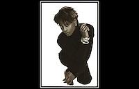 Eddy Armani - Studio, Goldhawk Road, London W12 - 9th May 1997