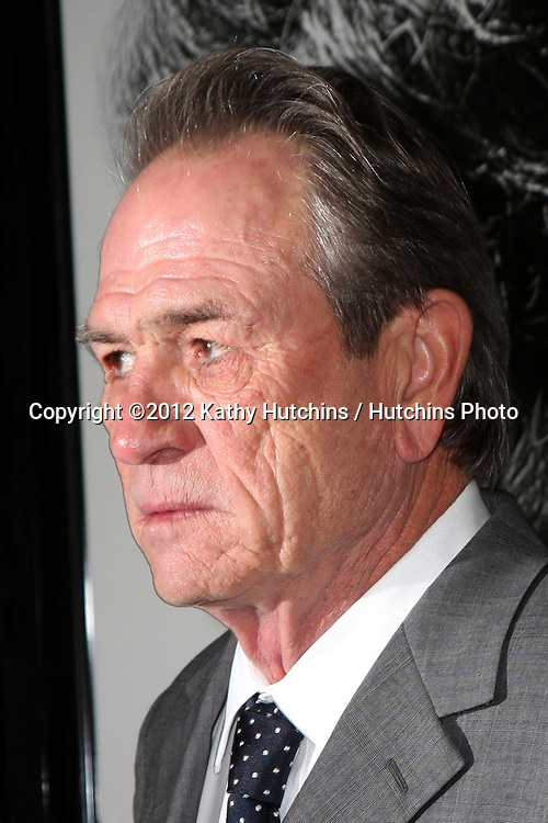 """LOS ANGELES - NOV 8:  Tommy Lee Jones arrives at the """"Lincoln"""" Premiere at the AFI Fest at Graumans Chinese Theater on November 8, 2012 in Los Angeles, CA"""