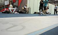 European Championships Fencing 2010 / Fecht Europameisterschaft 2010 in Leipzig - Competition Championat d'europe - im Bild: Jörg Fiedler (GER, Tauberbischofsheim) scheidet im Herren Degen früh aus  . Foto: Norman Rembarz..Norman Rembarz , Autorennummer 41043728 , Augustenstr. 2, 04317 Leipzig, Tel.: 01794887569, Hypovereinsbank: BLZ: 86020086, KN: 357889472, St.Nr.: 231/261/06432 - Jegliche kommerzielle Nutzung ist honorar- und mehrwertsteuerpflichtig! Persönlichkeitsrechte sind zu wahren. Es wird keine Haftung übernommen bei Verletzung von Rechten Dritter. Autoren-Nennung gem. §13 UrhGes. wird verlangt. Weitergabe an Dritte nur nach  vorheriger Absprache..
