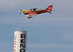 Brett Schuck competes in the Sport class during the National Championship Air Races in Reno, Nevada on Sunday, September 17, 2017.