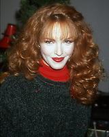 Amy Yasbeck, 1993, Photo By Michael Ferguson/PHOTOlink