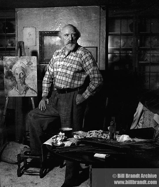 Augustus John, 1945