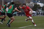 NELSON, NEW ZEALAND - APRIL 13:  Stoke v Marist in the semi final of Nelson Sub union competition on April 13 at Trafalgar Park 2019 in Nelson, New Zealand. (Photo by: Evan Barnes Shuttersport Limited)