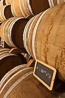 Europe/France/Poitou-Charentes/17/Charente-Maritime/Ile de Ré/Le Bois-Plage-en-Ré: Coopérative  des Vignerons de l'Ile de Ré - UNIRE -le chai à viellissement des eaux de vie de cognac.