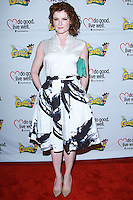 "WESTWOOD, LOS ANGELES, CA, USA - JUNE 21: Rebecca Wisocky at the Los Angeles Premiere Of ""La Golda"" held at The Crest on June 21, 2014 in Westwood, Los Angeles, California, United States. (Photo by David Acosta/Celebrity Monitor)"