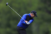 Oliver Farr (WAL) on the 2nd tee during Round 4 of the Challenge Tour Grand Final 2019 at Club de Golf Alcanada, Port d'Alcúdia, Mallorca, Spain on Sunday 10th November 2019.<br /> Picture:  Thos Caffrey / Golffile<br /> <br /> All photo usage must carry mandatory copyright credit (© Golffile | Thos Caffrey)
