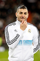Karim Benzema during La Liga Match. December 01, 2012. (ALTERPHOTOS/Caro Marin)