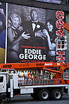 Eddie George debuts in 'Chicago' - Times Square Billboard