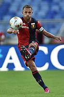 Domenico Criscito of Genoa <br /> Roma 29-9-2019 Stadio Olimpico <br /> Football Serie A 2019/2020 <br /> SS Lazio - Genoa CFC <br /> Foto Andrea Staccioli / Insidefoto