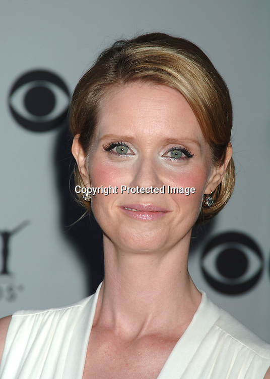 Cynthia Nixon ..arriving at the 60th Annual Tony Awards on June11, 2006..at Radio City Music Hall. ..Robin Platzer, Twin Images