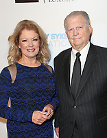 BEVERLY HILLS, CA - NOVEMBER 11: Mary Hart, Burt Sugarman, at AMT's 2017 D.R.E.A.M. Gala at The Montage Hotel in Beverly Hills, California on November 11, 2017. Credit: Faye Sadou/MediaPunch /NortePhoto.com