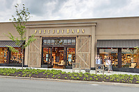 Pottery Barn retail store located in the Shops at Stonefield in Charlottesville, VA. Photo/Andrew Shurtleff