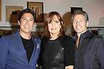 WEST HOLLYWOOD - SEP 21: Gary Quinn, Linda Gray, Kevin Spirtas at a screening of 'Wally's Will' with Linda Gray to benefit The Actors Fund at a Julien's Auctions on September 21, 2016 in West Hollywood, California
