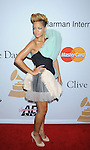 BEVERLY HILLS, CA. - January 30: Rihanna  arrives at the 52nd Annual GRAMMY Awards - Salute To Icons Honoring Doug Morris held at The Beverly Hilton Hotel on January 30, 2010 in Beverly Hills, California.