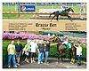 Brassy Ben winning at Delaware Park on 9/28/15