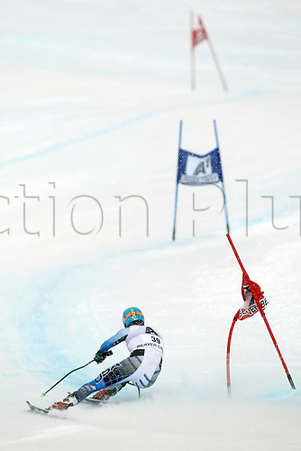 03.12.2011. Beaver Creek Colorado USA Ski Alpine FIS World Cup Super G the men Picture shows Ryan Cochran Siegle USA