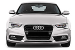Straight front view of a 2014 Audi A5 Sportback AMBIENTE 5 Door Hatchback 2WD