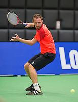 December 17, 2014, Rotterdam, Topsport Centrum, Lotto NK Tennis, Matwe Middelkoop (NED)<br /> Photo: Tennisimages/Henk Koster