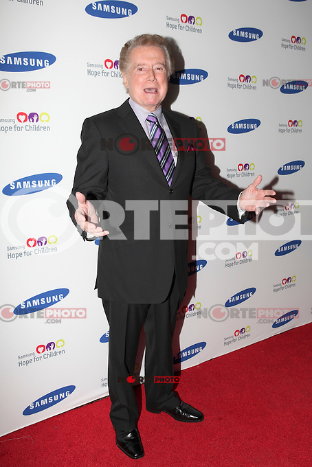 Regis Philbin at the Samsung Hope for Children 11th Annual Gala at the Museum of Natural History in New York City. June 4, 2012. © Diego Corredor/MediaPunch Inc. ***NO GERMANY***NO AUSTRIA***
