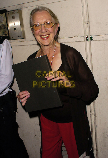 GUEST.At The Sir John Betjeman Gala,.Prince Of Wales Theatre, Coventry Street, London, .September 10th 2006..half length glasses.Ref: CAN.www.capitalpictures.com.sales@capitalpictures.com.©Can Nguyen/Capital Pictures