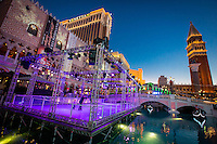 LAS VEGAS, NV - November 20 : Atmosphere pictured as The Venetian and The Palazzo kick off 2nd annual Winter in Venice on November 20, 2012 at The Venetian in Las Vegas, Nevada.  Credit: Kabik/ Starlitepics / MediaPunch Inc.