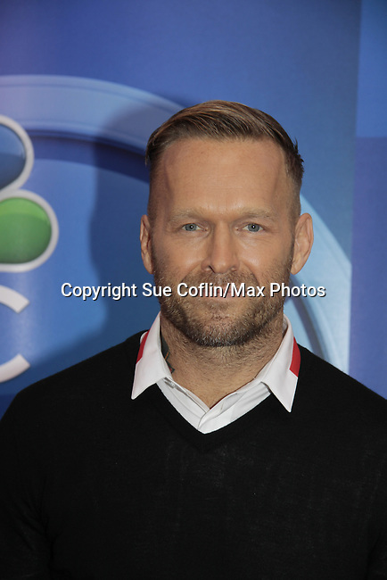 Bob Harper - Biggest Loser- NBC Upfront at Radio City, New York City, New York on May 11, 2015 (Photos by Sue Coflin/Max Photos)
