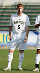 Wake's Pat Phelan on Tuesday, November 8th, 2005 at SAS Stadium in Cary, North Carolina. The Wake Forest Demon Deacons defeated the Boston College Eagles 4-0 during their Atlantic Coast Conference Tournament Play-In game.