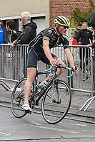 BK PLOEGENTRIATHLON IN DOORNIK :<br /> Ploeg Aarschot Triathlon Team<br /> met  David Briers <br /> PHOTO SPORTPIX.BE / DIRK VUYLSTEKE