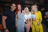 "LOS ANGELES - JUNE 3: Jonathan Platero, Sharna Burgess, Oksana Platero and guest attend FOX's ""So You Think You Can Dance"" Sweet Sixteen Live Tweet Premiere Party at The Sayers Club  on June 3, 2019 in Los Angeles, California. (Photo by JC Olivera/FOX/PictureGroup)"