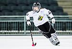 Stockholm 2015-03-13 Bandy SM-final damer Kareby IS - AIK :  <br /> AIK:s Anna Widing i aktion under matchen mellan Kareby IS och AIK <br /> (Foto: Kenta J&ouml;nsson)<br /> Nyckelord:  SM SM-final final Bandyfinal Bandyfinalen Dam Damer Dambandy AIK Kareby IS portr&auml;tt portrait