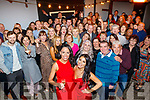 Tanya O'Sullivan, Tralee and Lisa Madden from Ballymac had a fab time celebrating their 30th birthdays together last Saturday night in Benners hotel, Tralee along with many friends and family.