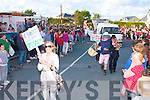 the Castlegregory Summer Festival parade last Sunday